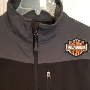 Harley Davidson jacket by Snozu XL